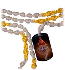 Cord Kit - Dog Tag Chaplet - Holy Spirit