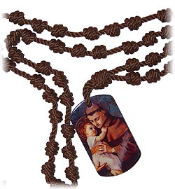 Cord Kit - Dog Tag Chaplet - St. Anthony