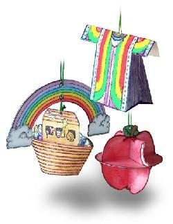 Jesse Tree Ornament Kit