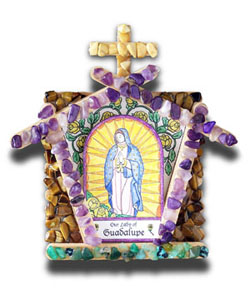 Marian Grotto Kit - Our Lady of Guadalupe
