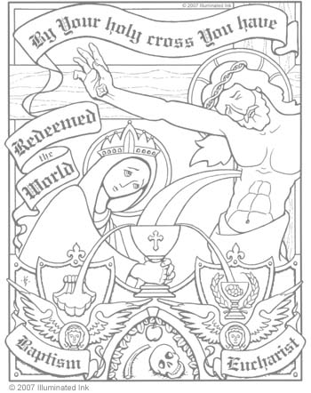 lenten coloring pages catholic - catholic lent coloring pages coloring pages